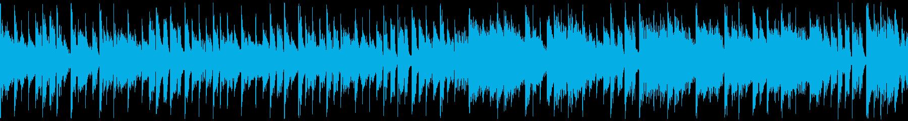 【ループ再生】シリアスなチャレジ、試験の再生済みの波形