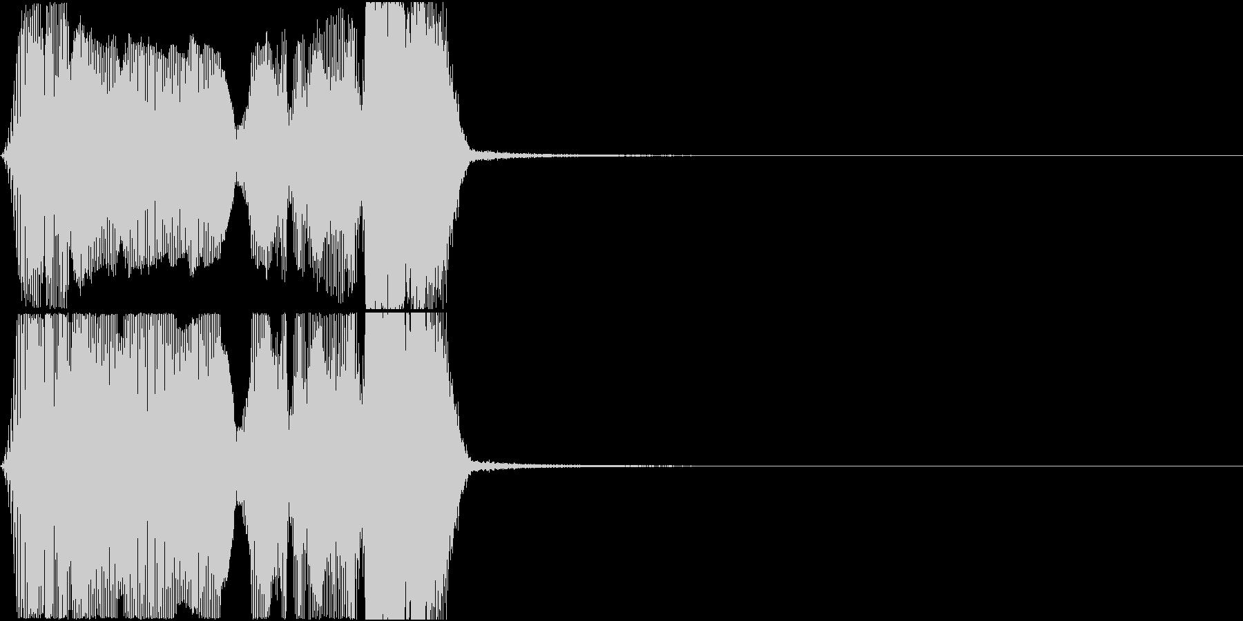 「マーベラス」アプリ・ゲーム用の未再生の波形
