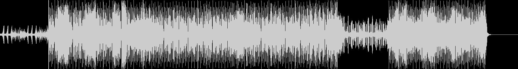 ゲーム音楽風のBGMです。の未再生の波形