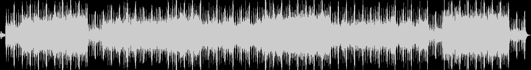 和太鼓が軽快な和風ロックですの未再生の波形