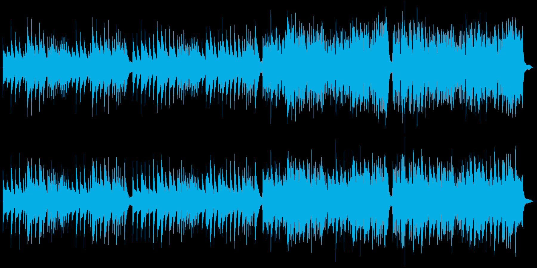 お正月の歌「一月一日」琴バージョンの再生済みの波形