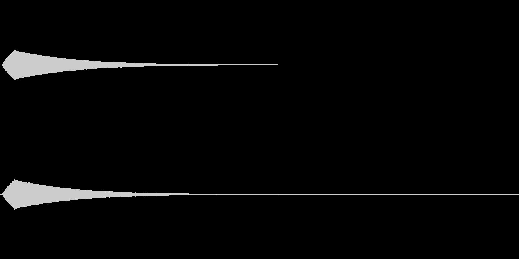 【ポップモーション31-2】の未再生の波形