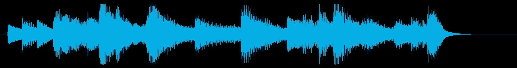 【休日はまったり2】の再生済みの波形