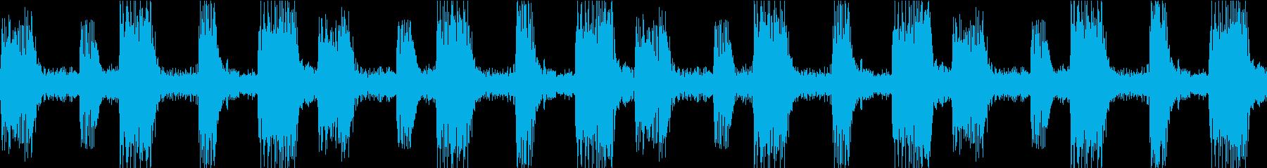 House コードシンセ 2 音楽制作用の再生済みの波形