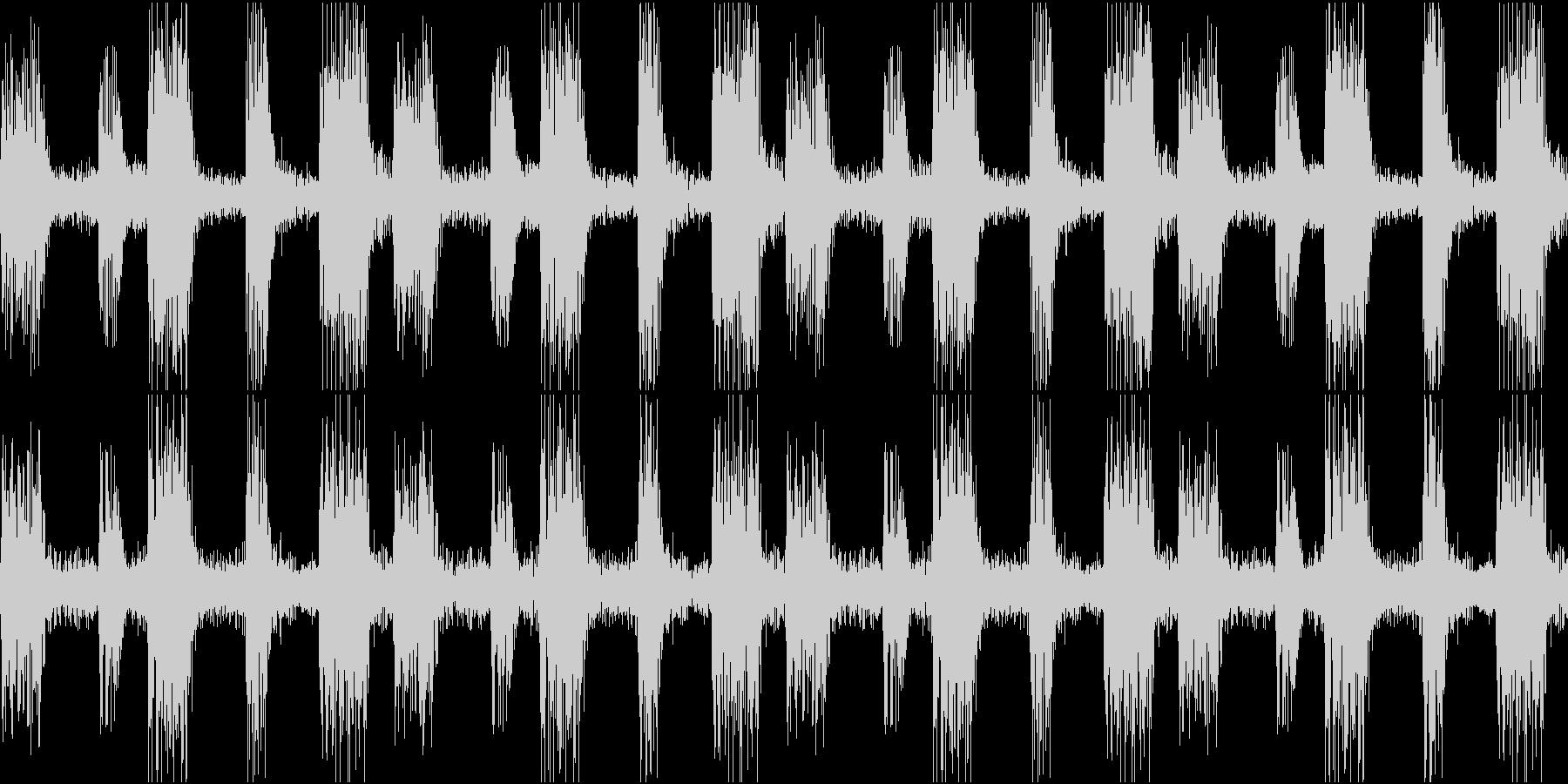 House コードシンセ 2 音楽制作用の未再生の波形