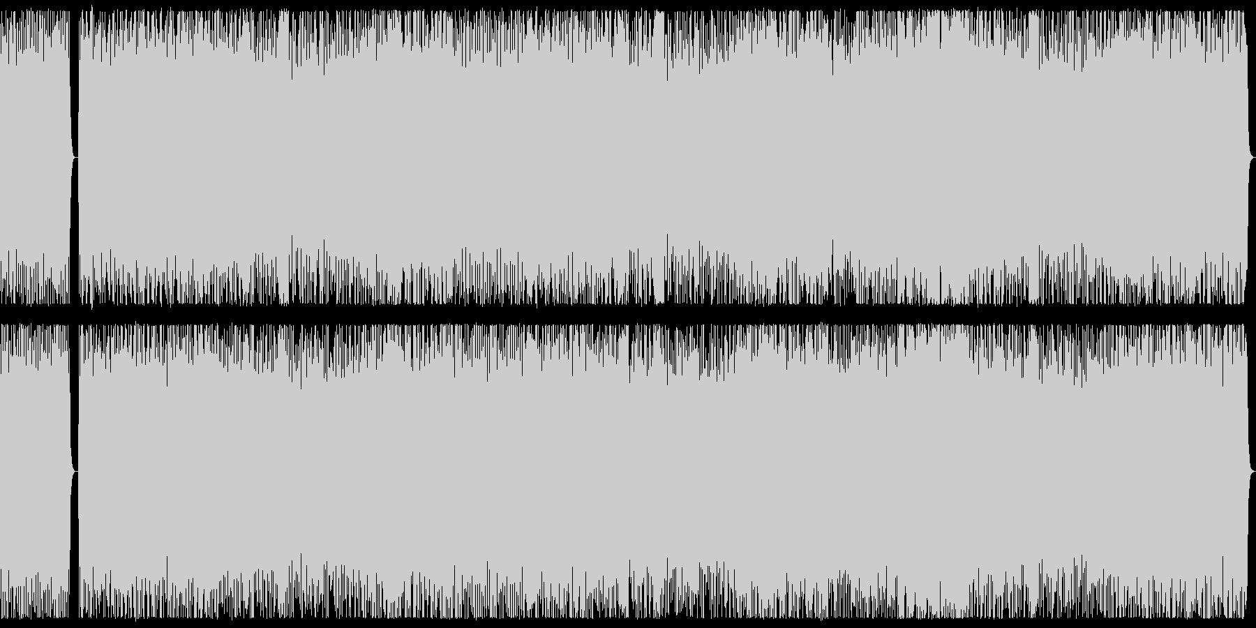 メタル戦闘曲 ダークフィールド ロング版の未再生の波形
