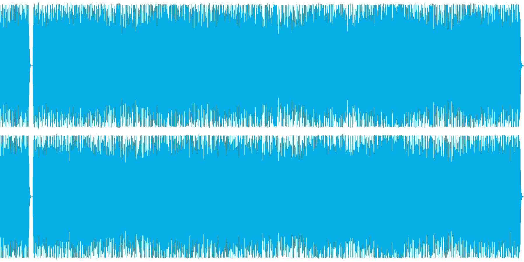 メタル戦闘曲 ダークフィールド ロング版の再生済みの波形