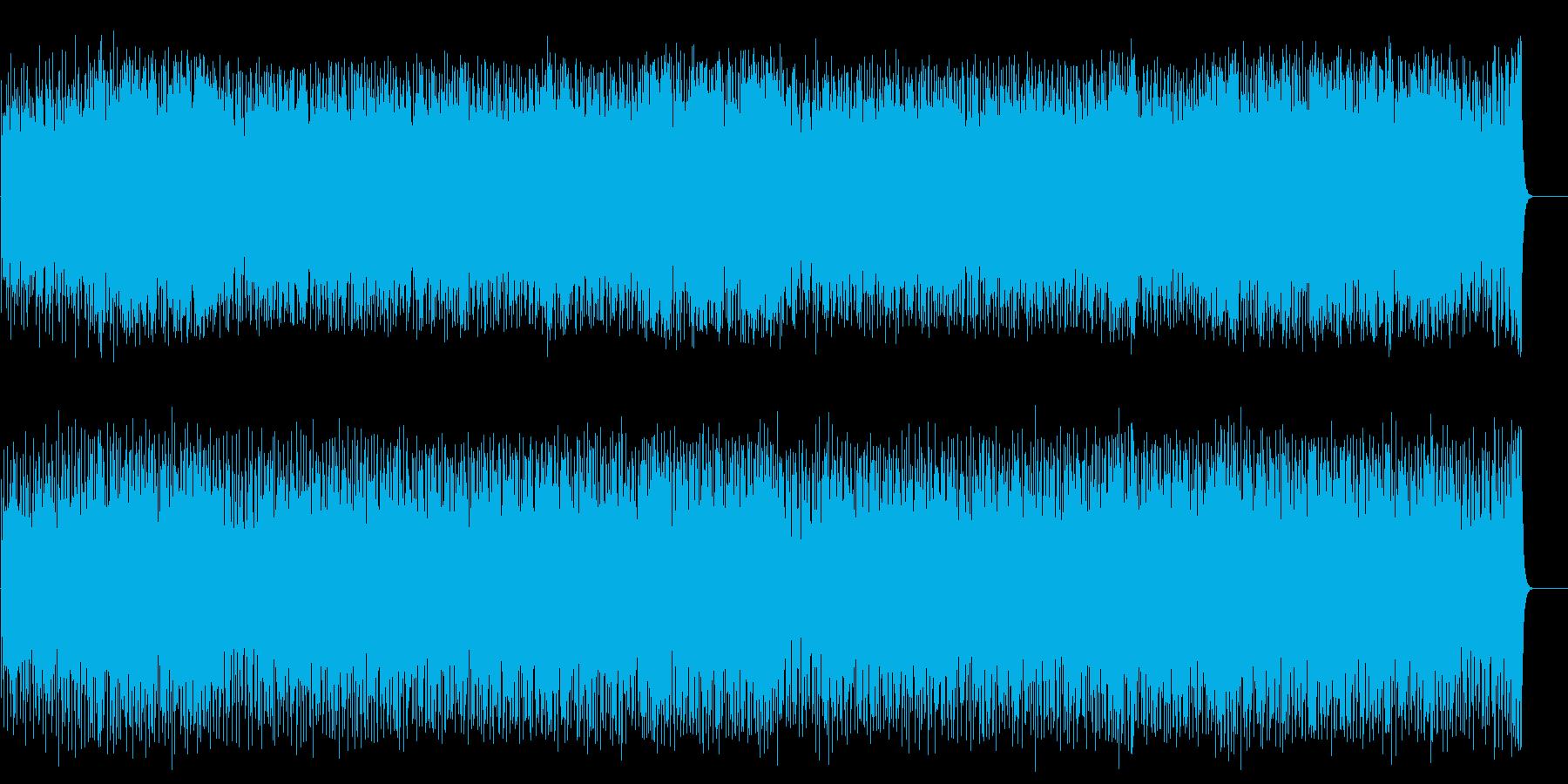 フレッシュ気分のポップ(フルサイズ)の再生済みの波形