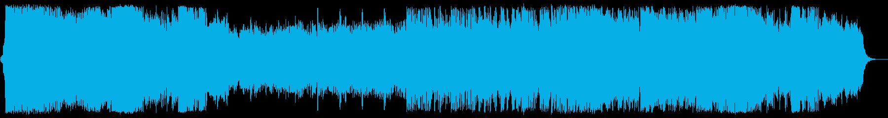 高貴・シンフォニック・クラシカルな音楽の再生済みの波形