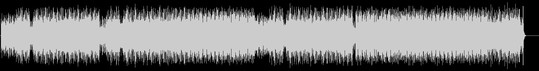 キャッチーなテクノポップ(フルサイズ)の未再生の波形