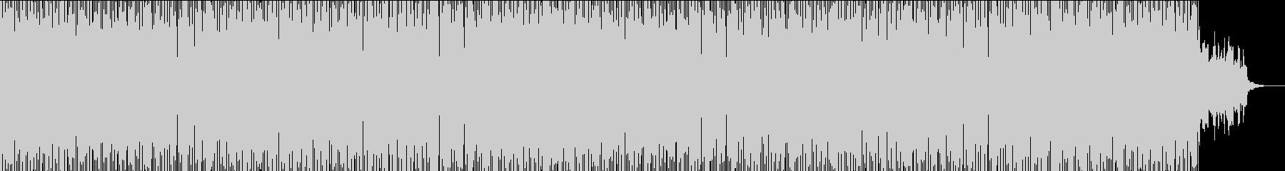 EDMクラブ系、製品紹介、商品紹介-02の未再生の波形