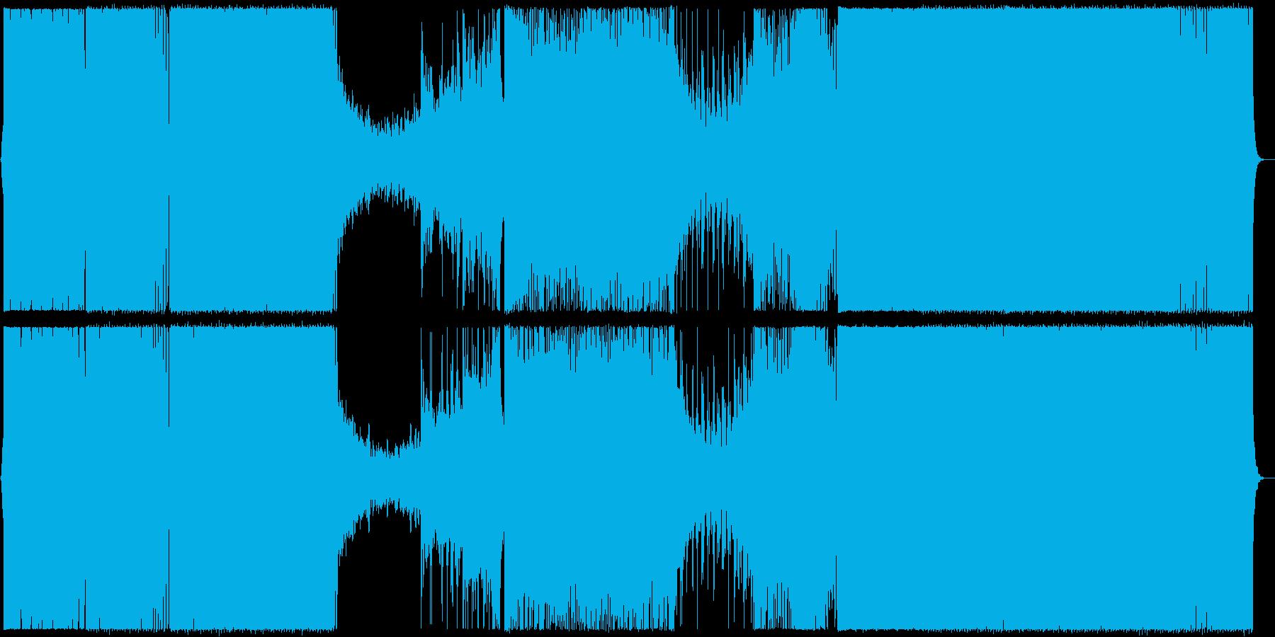 クラブ/トランス/EDMの再生済みの波形