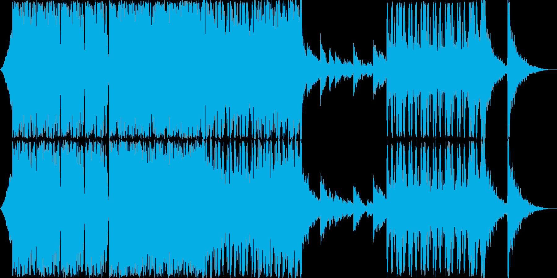 Uranusのスピンオフ楽曲です。ジャ…の再生済みの波形