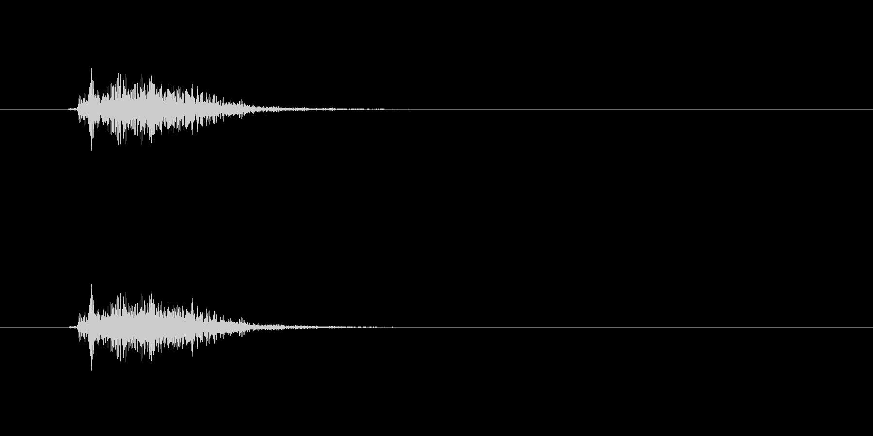 【モンスター02-05】の未再生の波形
