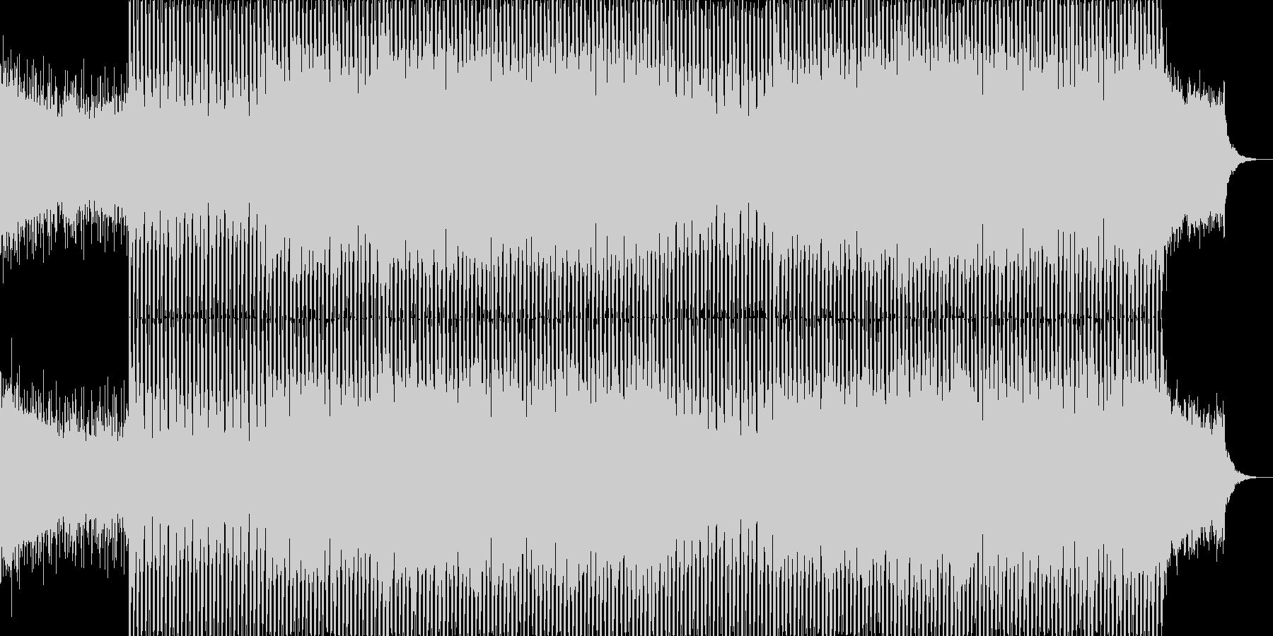 EDMクラブ系ダンスミュージック-96の未再生の波形