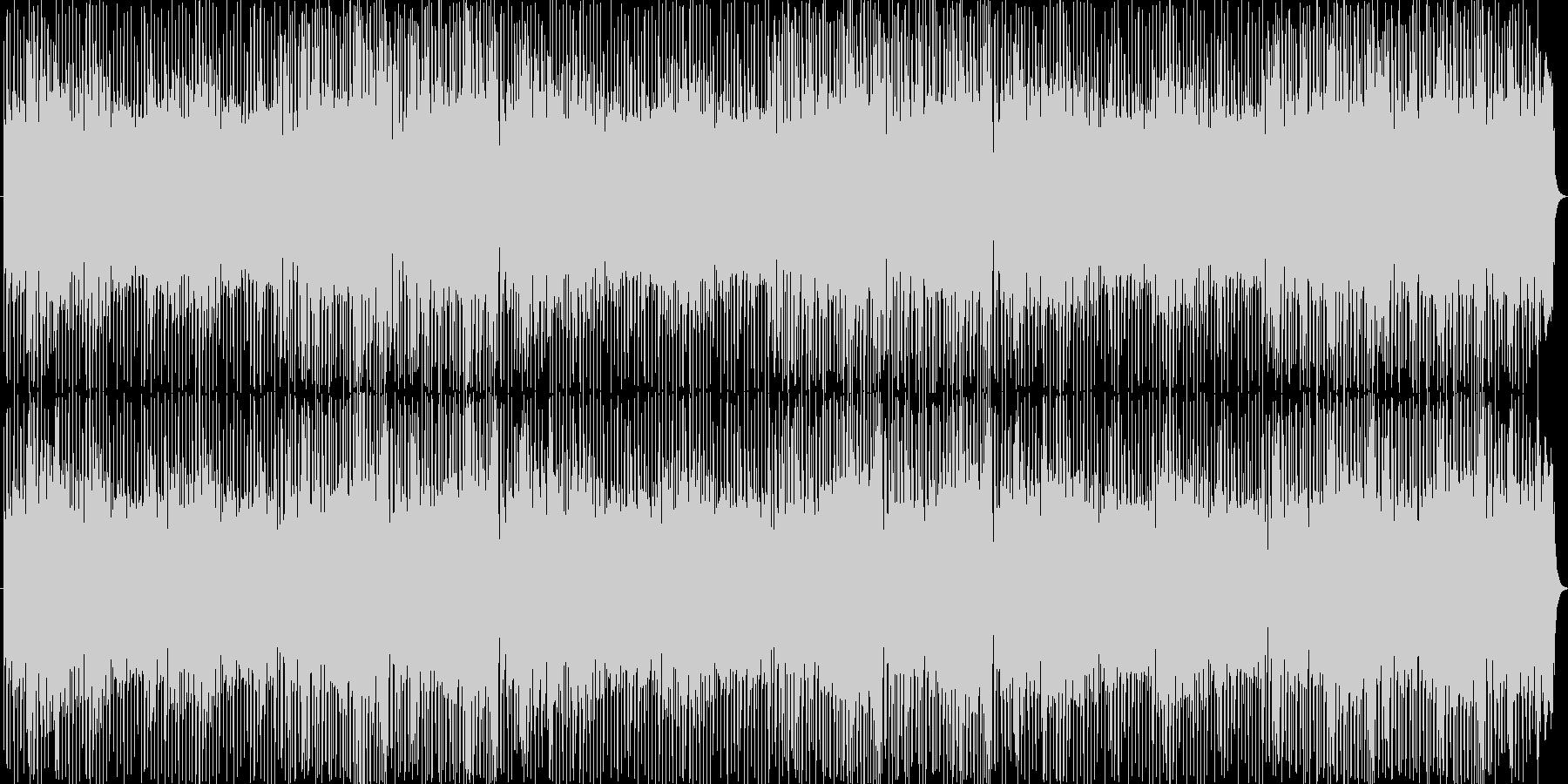 これは、宇宙を表した曲です。楽しんで…の未再生の波形