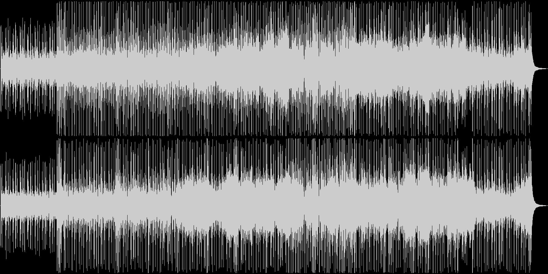 爽やかで優しいプロモーション向けBGMの未再生の波形