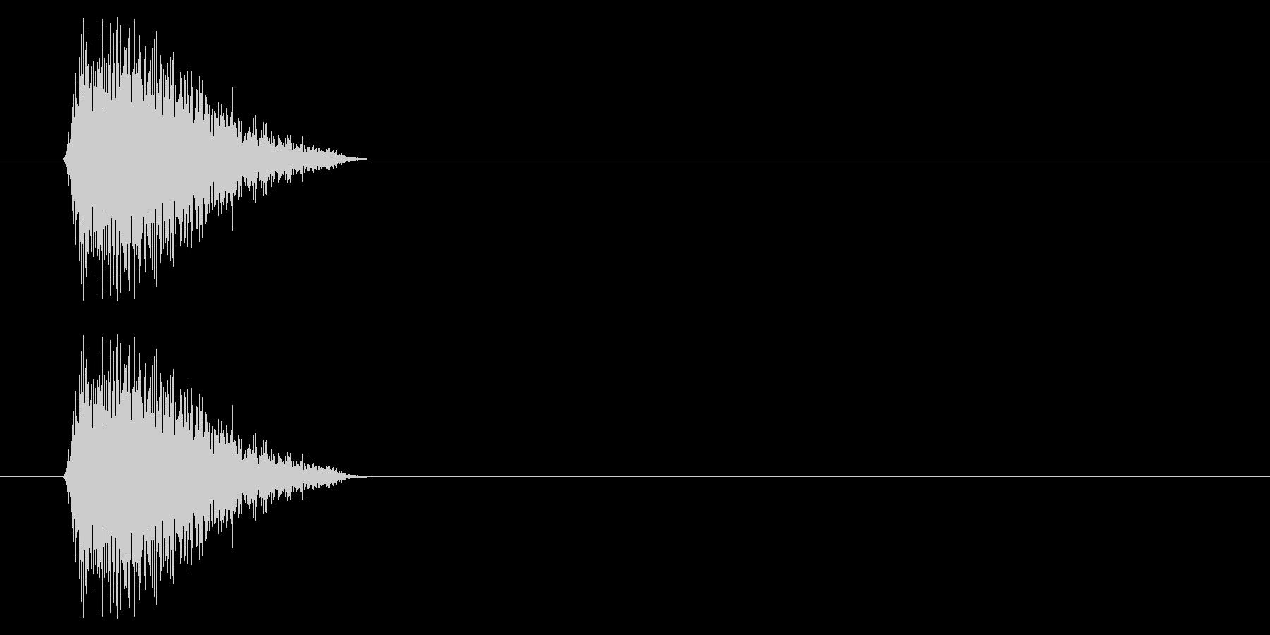 SNES サッカー01-03(スライディの未再生の波形