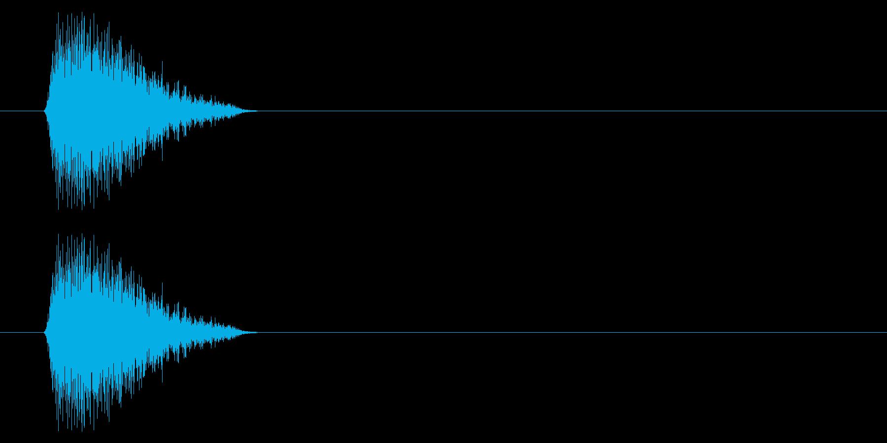 SNES サッカー01-03(スライディの再生済みの波形