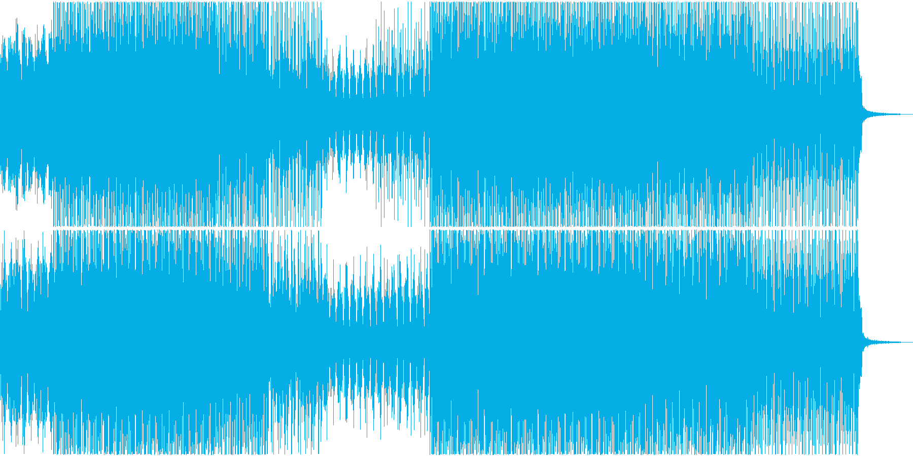 不思議 サイエンス 報道 ニュース 番組の再生済みの波形