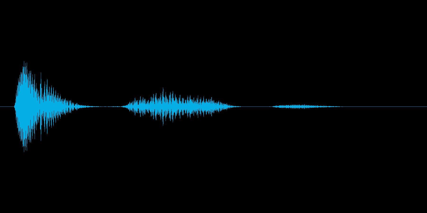 ぬぅっ!(Type-D)の再生済みの波形