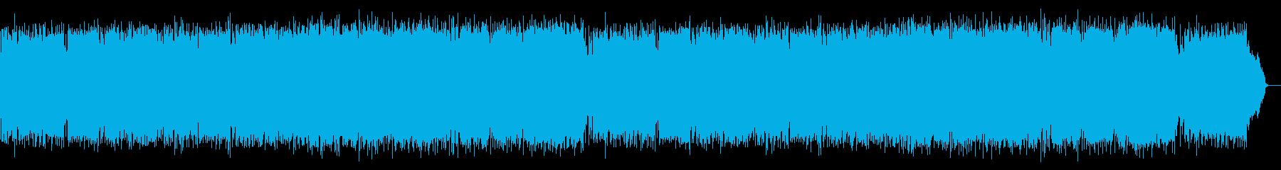 SAXが奏でるビギンの懐かしい昭和歌謡 の再生済みの波形