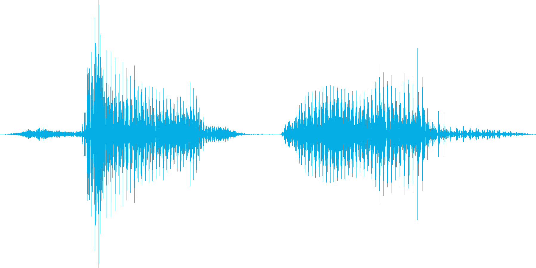 「5 PM」英語発音の再生済みの波形