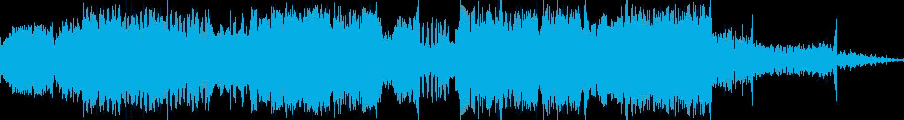 和風ハウス/エレクトロの再生済みの波形