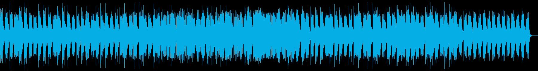 壮大でメロディアスなヒーリングピアノ曲の再生済みの波形