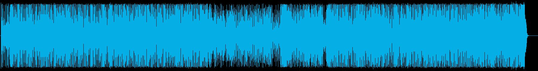 迷路やパズルゲーム風(展開少なめ)の再生済みの波形