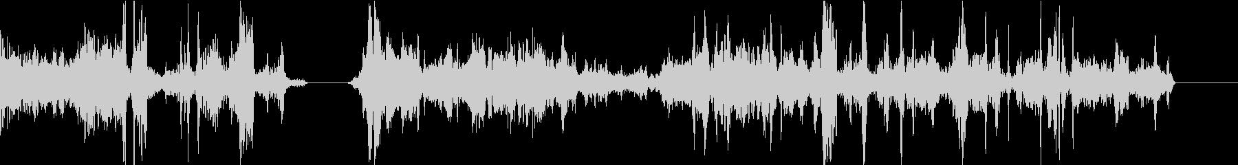 TVFX POPなザッピング音 6の未再生の波形