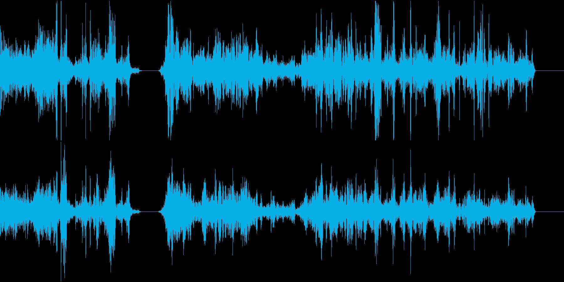 TVFX POPなザッピング音 6の再生済みの波形