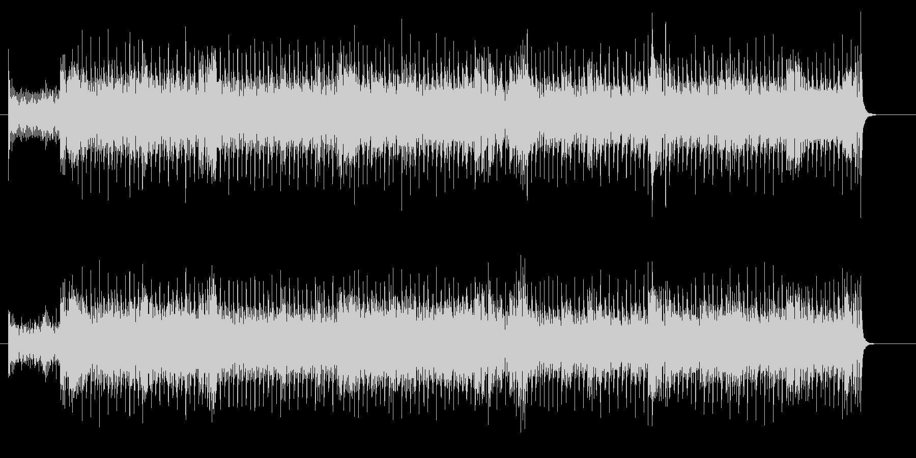 アップ・テンポなユーロ・サウンドの未再生の波形