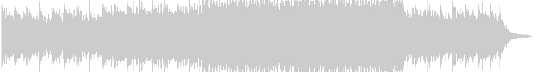 Yume / 和風FuturePopの未再生の波形