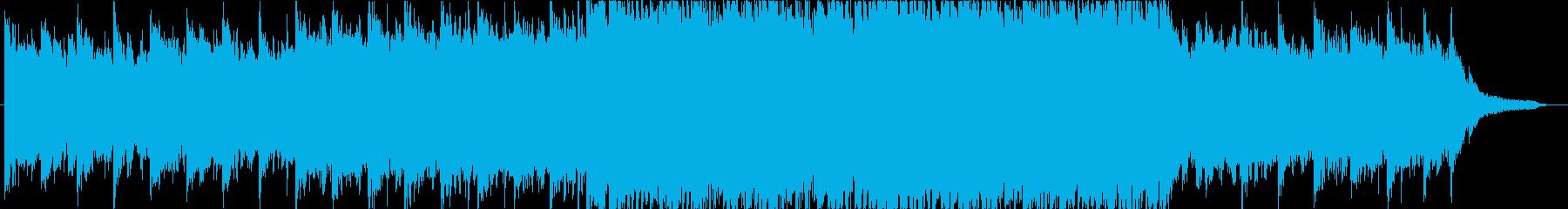 Yume / 和風FuturePopの再生済みの波形