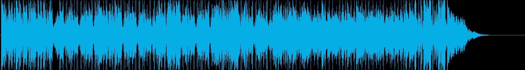 さわやか 情報 ドライブ 天気予報 店内の再生済みの波形
