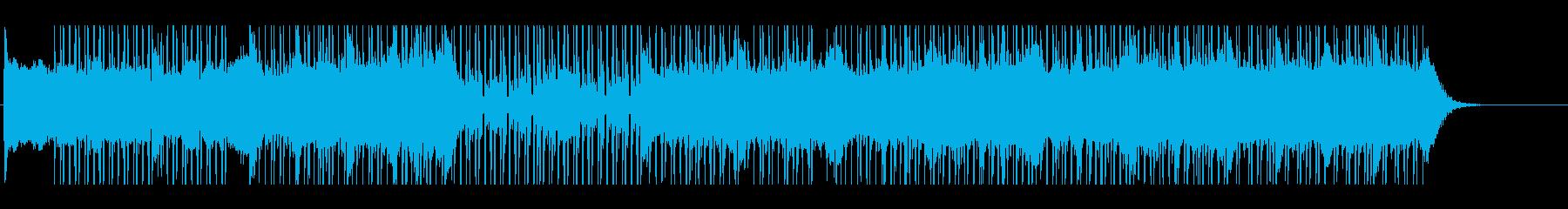 淡々 報道 スピード レース 未来 科学の再生済みの波形