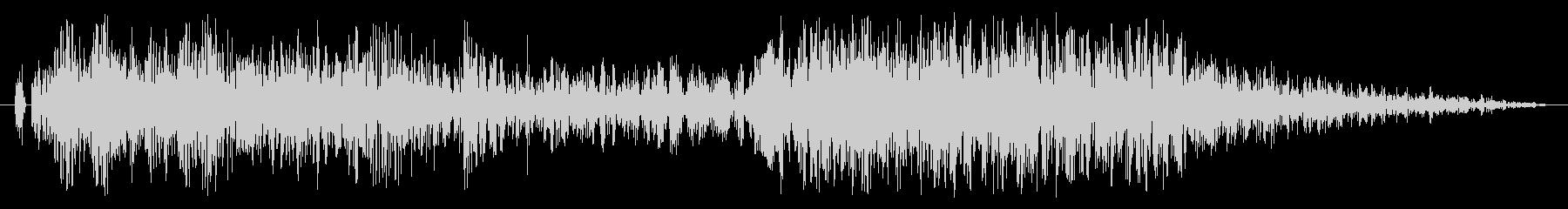 【レース】ド迫力の車アクセル効果音!02の未再生の波形