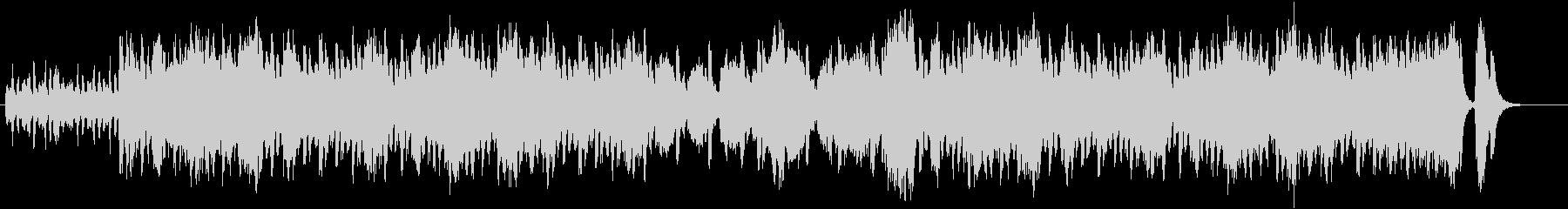 少し怪しげなバイオリンのワルツ B22の未再生の波形