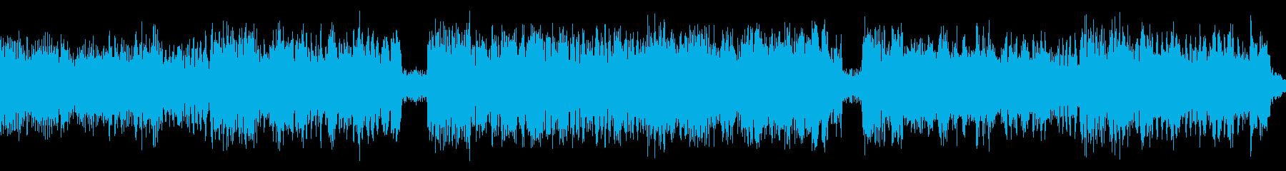 アラート音 警告 危険 注意 警報の再生済みの波形