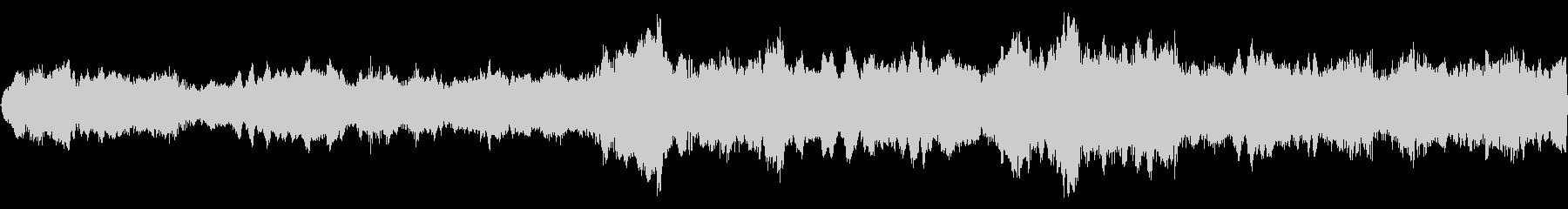 悲しみの幻想的ストリングス ピアノ抜き版の未再生の波形