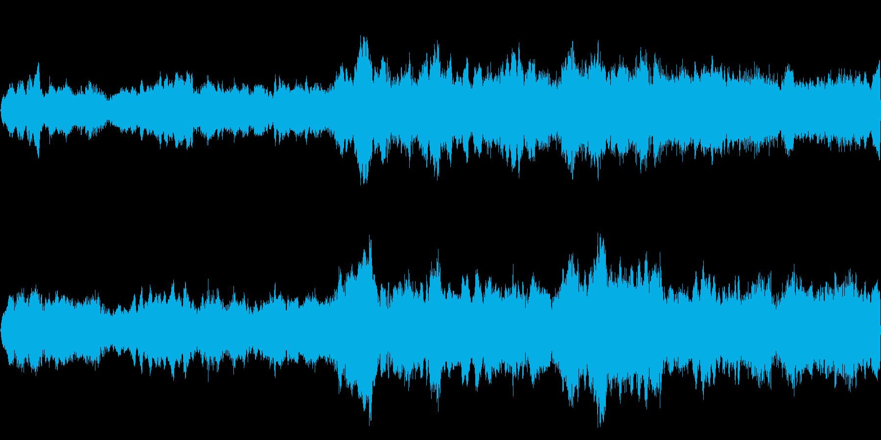 悲しみの幻想的ストリングス ピアノ抜き版の再生済みの波形
