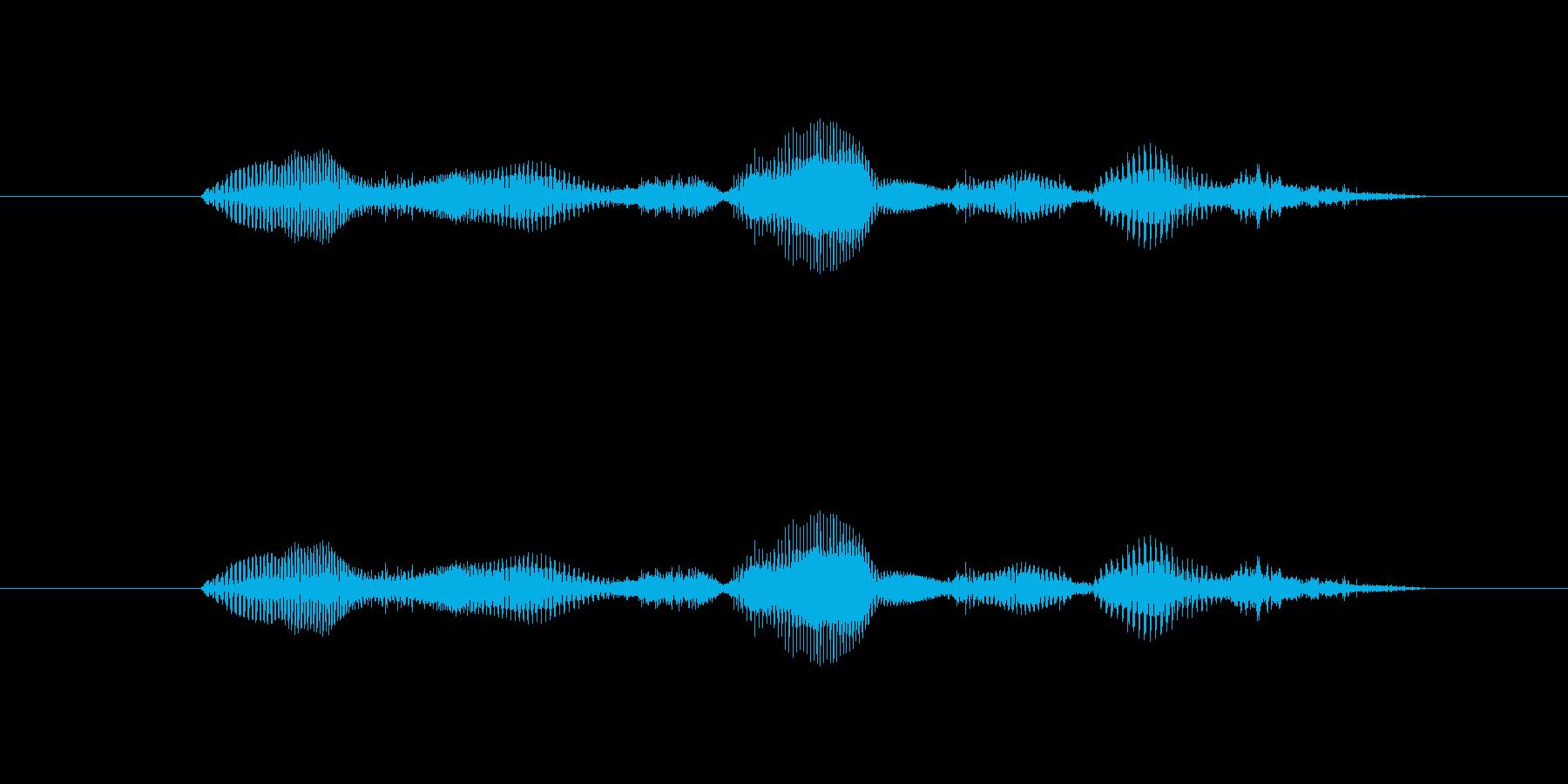 【時報・時間】23時ですの再生済みの波形