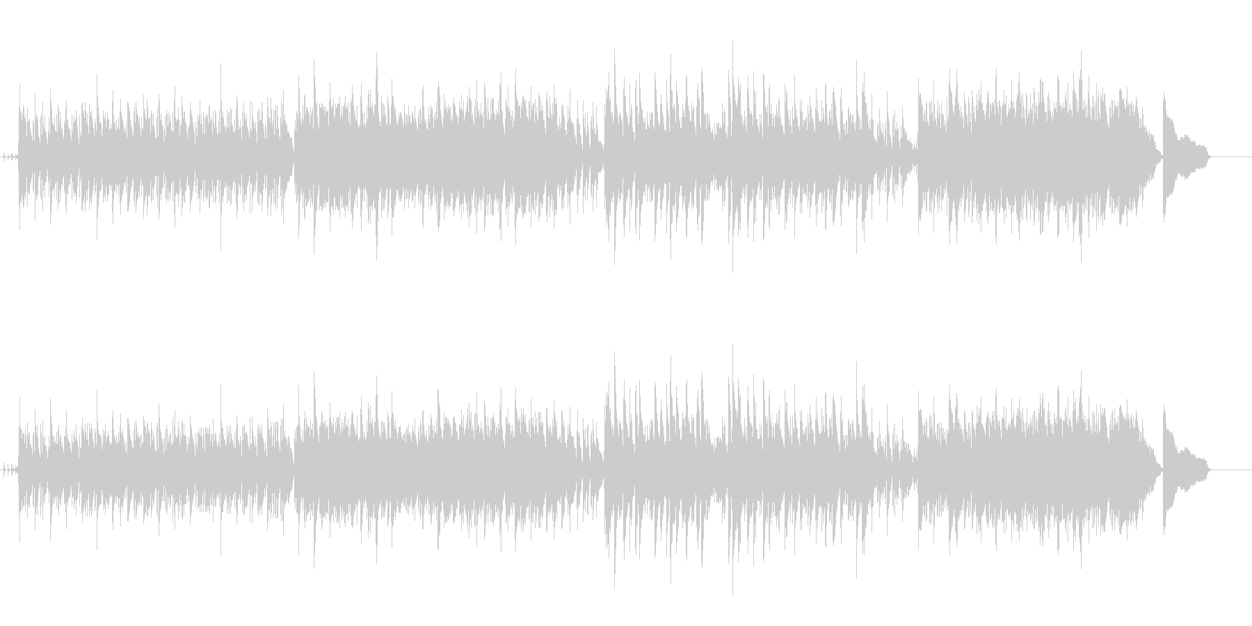 FineRain_ (jazz 1)の未再生の波形