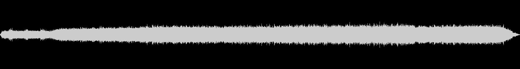 【自然音】秋の虫の鳴き声01の未再生の波形
