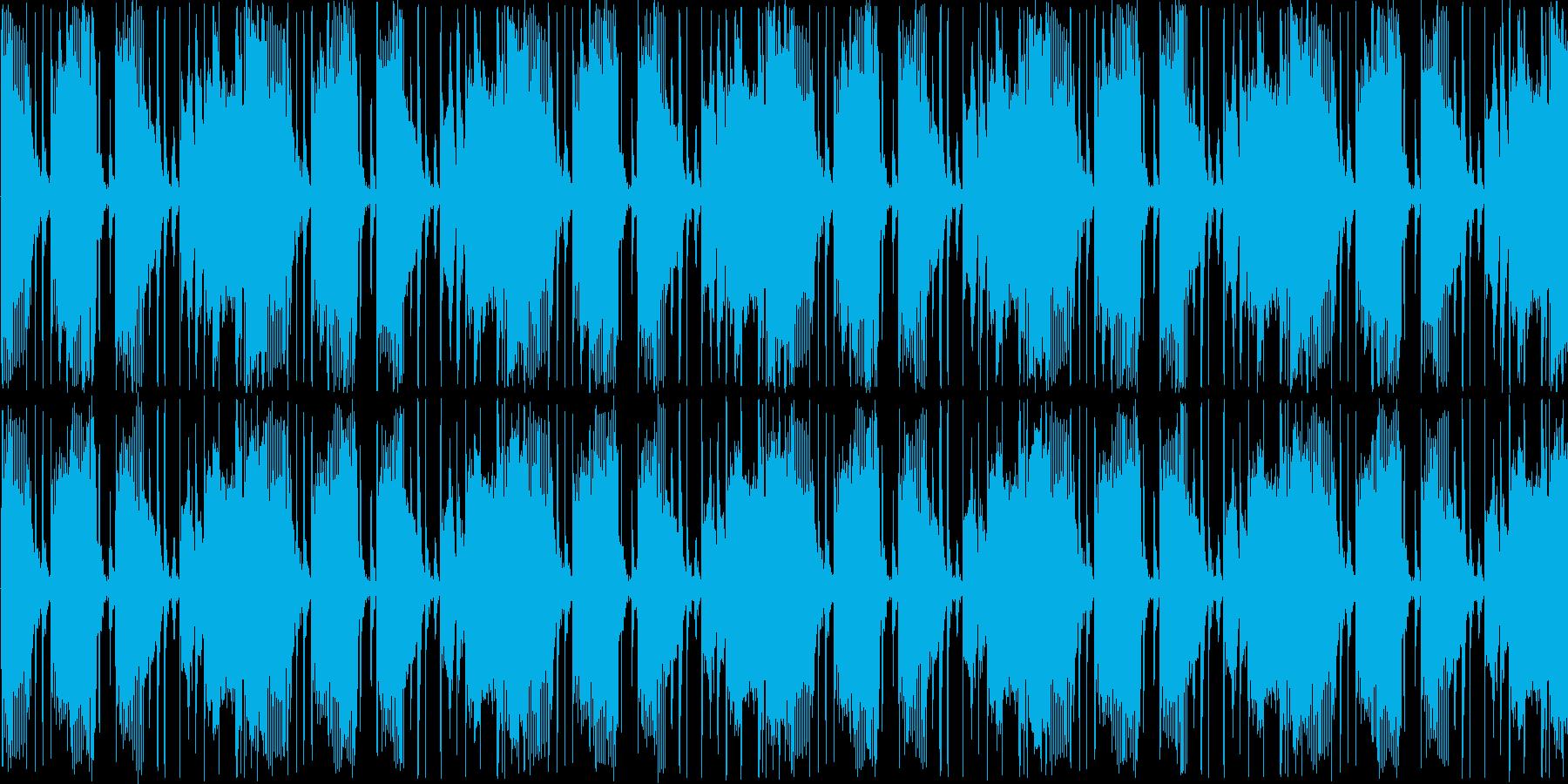 【スラップベース/ファンク/ポップ】の再生済みの波形