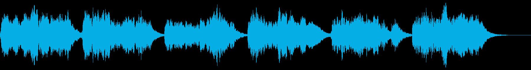 かごめかごめ(響3)【神秘的な少女】の再生済みの波形