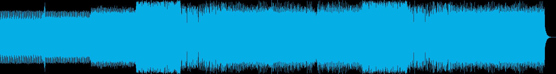 不協和音ボス系の曲【RPG、シューティ…の再生済みの波形