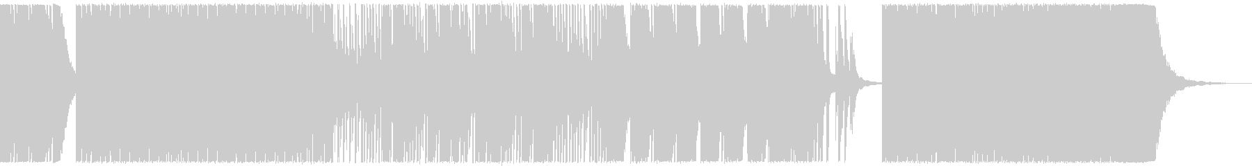 HIP HOP INST. 05の未再生の波形