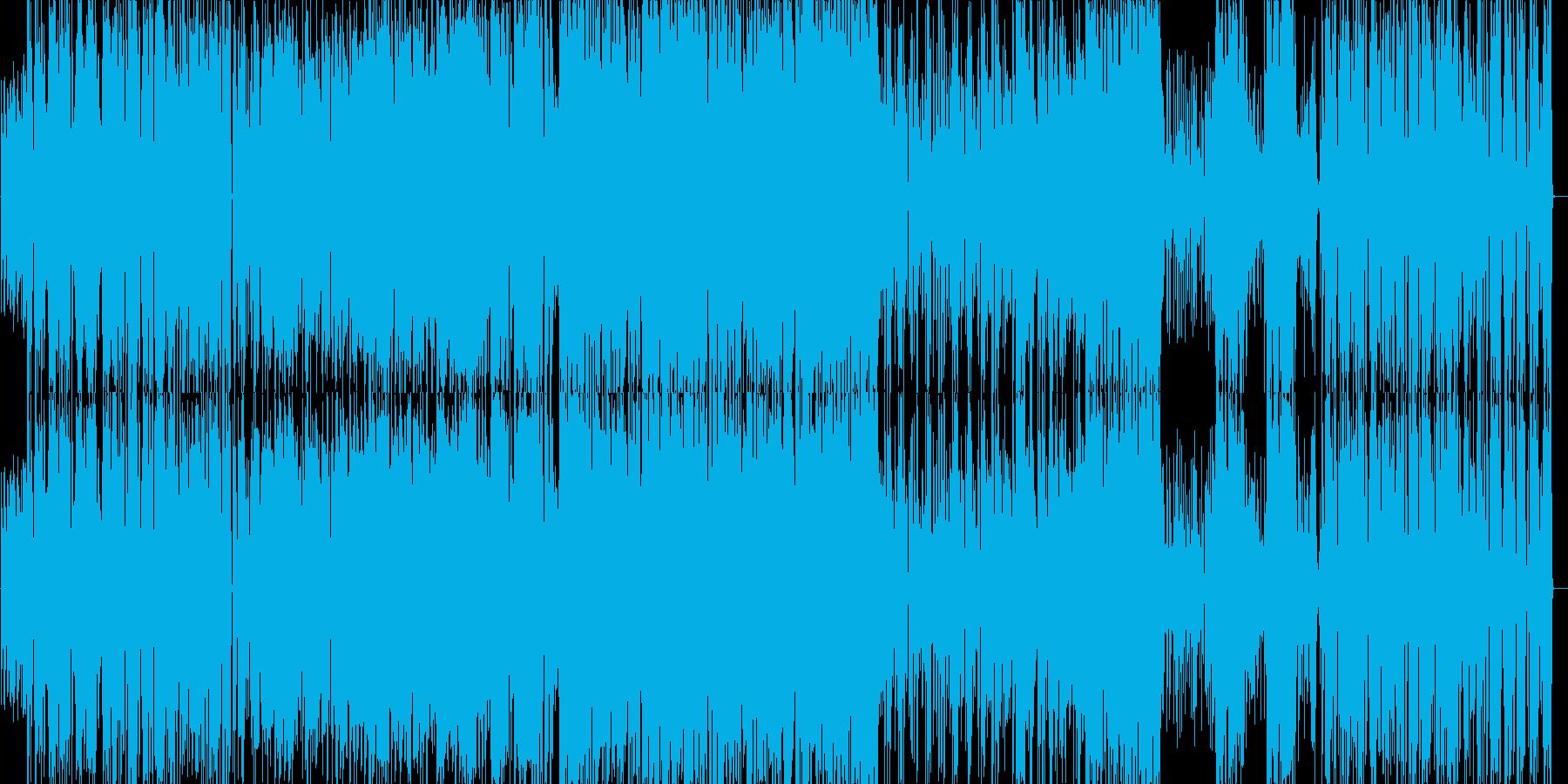 大人な雰囲気のジャズピアノトリオの再生済みの波形